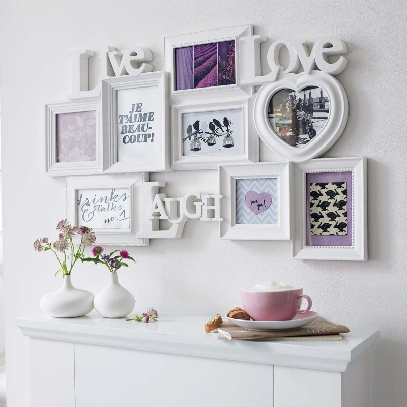 5 tipps f r die perfekte bilderwand lionshome. Black Bedroom Furniture Sets. Home Design Ideas
