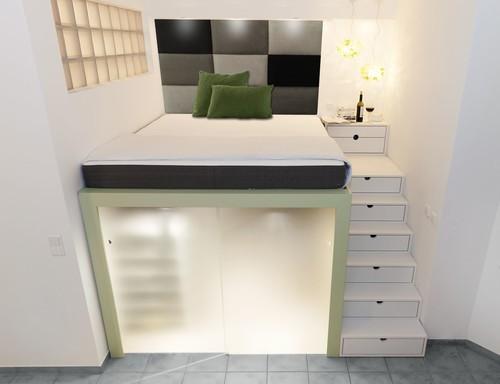Die Kleinen Ganz Groß: 5 Tipps Zur Einrichtung Von Kleinen Räumen ... Zimmer Auf Kleinem Raum