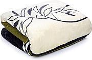 mikrofaser kuscheldecke gruen g nstig online kaufen lionshome. Black Bedroom Furniture Sets. Home Design Ideas
