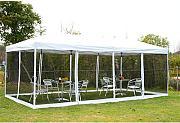 pavillons outsunny g nstig online kaufen lionshome. Black Bedroom Furniture Sets. Home Design Ideas