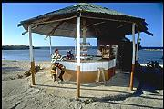328015 Open Air Bar Discovery Bay A4 Photo Poster Print 10x8