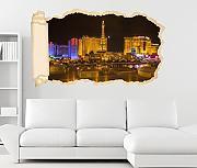 Tapeten las vegas g nstig online kaufen lionshome for Poster wanddurchbruch