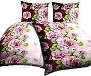 fleece bettw sche rosa g nstig online kaufen lionshome. Black Bedroom Furniture Sets. Home Design Ideas