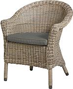 4Seasons Outdoor Chester Sessel dining Polyrattan Pure