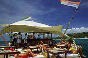 793059 Floating Bar Boracay Philippines A4 Photo Poster Print 10x8