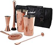 7pc Kupfer Cocktail Shaker Mixer Set
