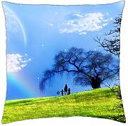 Produktbild: A Distant Dream - Throw Pillow Cover Case (18