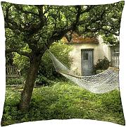 Produktbild: a place to dream - Throw Pillow Cover Case (18