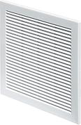 Produktbild: AIR VENT GRILLE COVER 200x300mm 8x12 plastic ventilation cover with insect grid White by Awenta