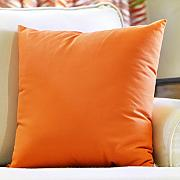 American solid Color Baumwolle Sofa Throw Pillow/ Kissen-A 45x45cm(18x18inch)VersionB
