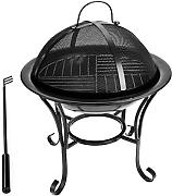 Ancheer BBQ Holzkohlegrill, Barbecue Grill, Picknickgrill ,Campinggrill,Klappgrill