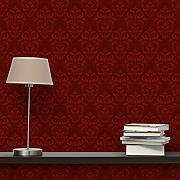 barock tapeten günstig online kaufen | lionshome - Tapete Rot Schlafzimmer