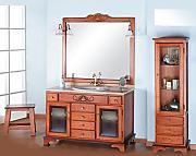 badm bel blau g nstig online kaufen lionshome. Black Bedroom Furniture Sets. Home Design Ideas