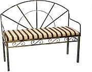 produktbild bank wintergarten gartenbank metall eisen. Black Bedroom Furniture Sets. Home Design Ideas