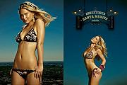 Bar Refaeli Customized 36x24 inch Silk Print Poster Seide Poster/WallPaper Great Gift
