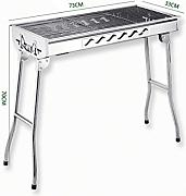 Barbecue Grill, Portable Barbecue Home BBQ Utensil Ausgestattet Mit Barbecue Tools - 73X33X70cm