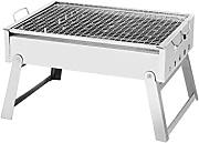 Barbecue Grill, Portable Holzkohle Barbecue Utensilien BBQ - 38 * 29 * 21cm