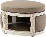 Baroque Cats & Dogs House Luxury Mod2 Sand / Antique White