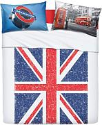 bettw sche union jack g nstig online kaufen lionshome. Black Bedroom Furniture Sets. Home Design Ideas