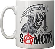Produktbild: Becher - Sons Of Anarchy Samcro Keramik-Becher - MG22884 -. Pyramide