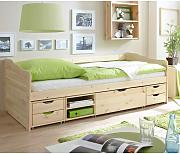 bett mit schubladen g nstig online kaufen lionshome. Black Bedroom Furniture Sets. Home Design Ideas