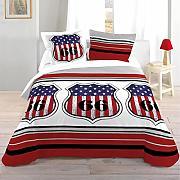 bettw sche laken new york usa g nstig online kaufen lionshome. Black Bedroom Furniture Sets. Home Design Ideas