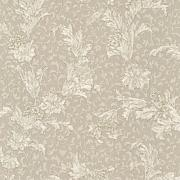 Produktbild: BHF 991-68222 Empire Floral Scroll Tapete - Taupe