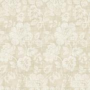 "BHF fd22737 ""Beige Mirabelle Dotted Floral Tivoli Floral Tapete – Taupe"