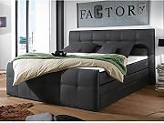 blackredwhite boxspringbetten g nstig online kaufen lionshome. Black Bedroom Furniture Sets. Home Design Ideas