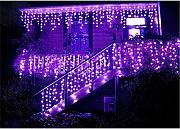 Lichterkette au en lila g nstig online kaufen lionshome - Lichterkette lila ...