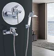 badewannenarmatur mit dusche g nstig online kaufen lionshome. Black Bedroom Furniture Sets. Home Design Ideas