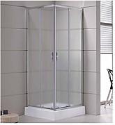 Duschabtrennung schiebetür kunststoff  GRANISUD Duschkabine günstig online kaufen | LIONSHOME