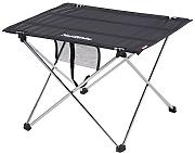 Campingtisch Aluminium alloy Folding Table Outdoor Dining Table(black)