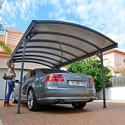 carports g nstig online kaufen lionshome. Black Bedroom Furniture Sets. Home Design Ideas