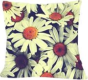 Produktbild: CCTUSGSH Fresh Style Pattern Flower Cotton Throw Pillow Case Cushion Cover 18 X 18 Inches One Side