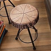 baumstamm hocker g nstig online kaufen lionshome. Black Bedroom Furniture Sets. Home Design Ideas
