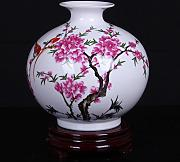 China die Vase Dekoration Keramik Modern einfach Dekoration