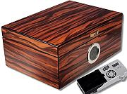 Cigar Oasis Ultra 2.0 Angelo Humidor Airsystem digital