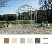gartenpavillon stabil g nstig online kaufen lionshome. Black Bedroom Furniture Sets. Home Design Ideas