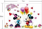 ... Minnie Mouse Wall Stickers Nursery Boys Girls Room Decals Art Decor
