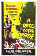 Date With Death Poster 01 Canvas A2 large 42x60cm Box Canvas Print 16x24 inch