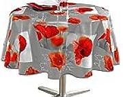 tischdecken tischdecke rund 160 g nstig online kaufen. Black Bedroom Furniture Sets. Home Design Ideas