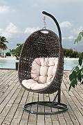 h ngesessel polyrattan g nstig online kaufen lionshome. Black Bedroom Furniture Sets. Home Design Ideas
