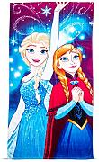 "Disney Frozen ""Lights Handtuch"