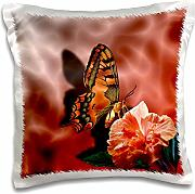 Produktbild: Edmond Hogge Jr Butterflies - Just A Dream - 16x16 inch Pillow Case (pc_17567_1)