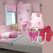 wandlampe rosa g nstig online kaufen lionshome. Black Bedroom Furniture Sets. Home Design Ideas