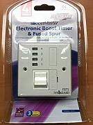 Electronic Boost Timer Switch & Fused Spur Immersion Heating Energy Saving FBT5 by Timeguard