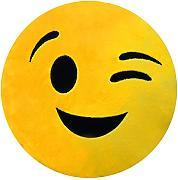 smiley kissen g nstig online kaufen lionshome. Black Bedroom Furniture Sets. Home Design Ideas