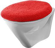 wc deckelbezug rot g nstig online kaufen lionshome. Black Bedroom Furniture Sets. Home Design Ideas