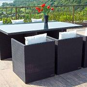 essgruppen garten outflexx g nstig online kaufen lionshome. Black Bedroom Furniture Sets. Home Design Ideas